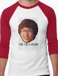 Imp - Cry Me a River (Best Quality ever) Men's Baseball ¾ T-Shirt