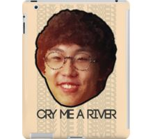 Imp - Cry Me a River (Best Quality ever) iPad Case/Skin