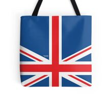 Union Flag Tote Bag
