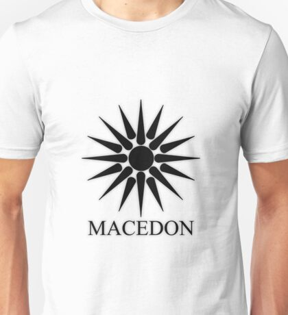 Macedon Symbol Unisex T-Shirt