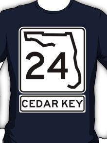 Florida 24 - Cedar Key T-Shirt