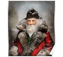 Christmas - Santa - Saint Nicholas 1895 Poster