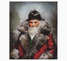 Christmas - Santa - Saint Nicholas 1895 Baby Tee