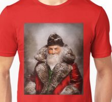 Christmas - Santa - Saint Nicholas 1895 Unisex T-Shirt