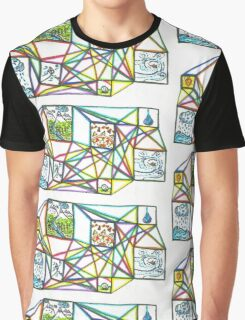 Elemental Connections Graphic T-Shirt