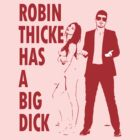 Robin Thicke  by MILLAR13