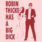 Robin Thicke  by MILLAR13