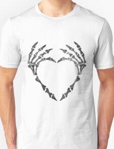 Skeleton Heart T-Shirt