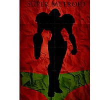Super Metroid Photographic Print