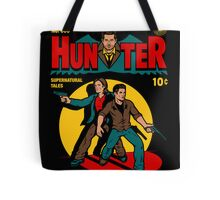 Hunter Comic Tote Bag