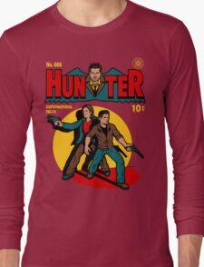 Hunter Comic Long Sleeve T-Shirt
