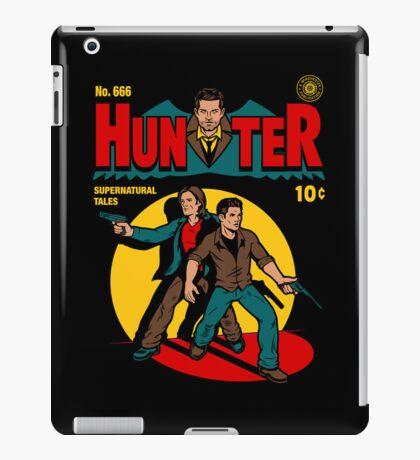Hunter Comic iPad Case/Skin