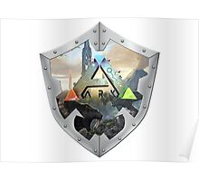 ARK - survival evovled Poster