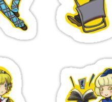 Persona 4 Arena set 2 Sticker