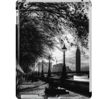The River Thames Path iPad Case/Skin