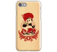 Panda Revolution VI iPhone Case/Skin
