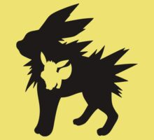 The Evolution of Jolteon Kids Clothes