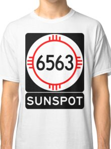 NM 6563 - Sunspot Classic T-Shirt