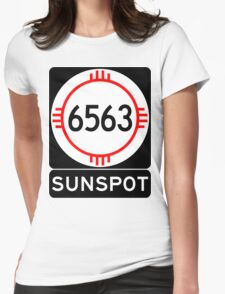 NM 6563 - Sunspot Womens Fitted T-Shirt