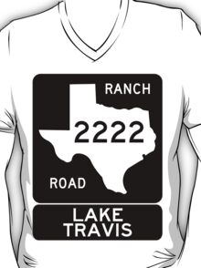 RM 2222 - Lake Travis T-Shirt
