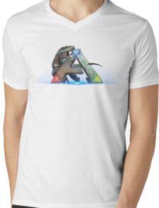 ARK - survival evovled Mens V-Neck T-Shirt
