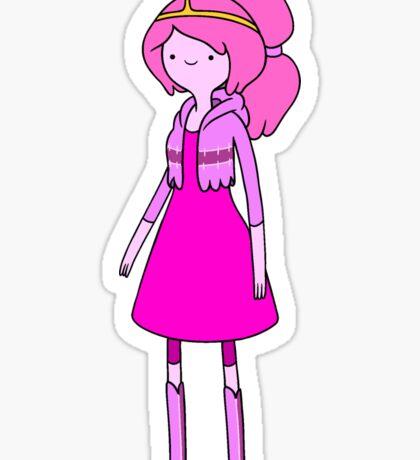 Princess Bubblegum Sticker