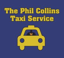 Phil Collins Taxi Service by Alsvisions