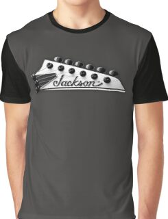 Jackson Headstock Graphic T-Shirt