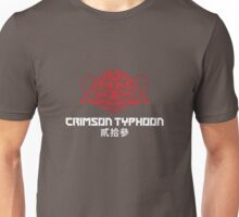 Crimson Typhoon Unisex T-Shirt