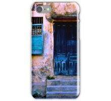 Chinese Facade of Hoi An in Vietnam iPhone Case/Skin