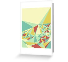 Facet - Bloom Tone Greeting Card
