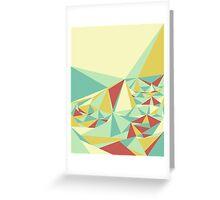 Facet - Bloom Tone Greeting Card