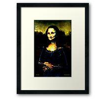 Ossa Mona Framed Print