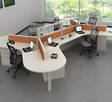 System Furniture by interioroffice