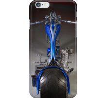 George's Custom Chopper 'Pitbull' iPhone Case/Skin