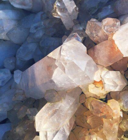 Quartz Crystal Sticker