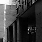 alley by Barbara Fischer
