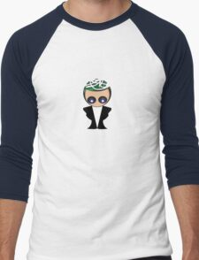 CHARACTER 1 Men's Baseball ¾ T-Shirt