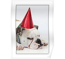 bully birthday Poster