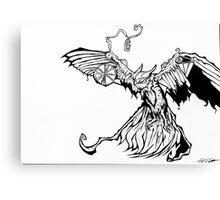 """Hoo, i'm an owl"" Canvas Print"