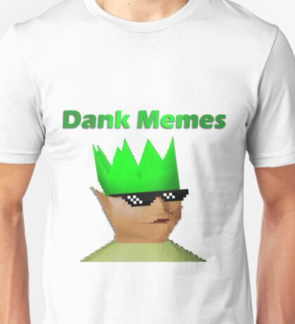 Gnome Child - Dank Memes Unisex T-Shirt