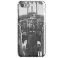 Vintage Plane Cockpit iPhone Case/Skin