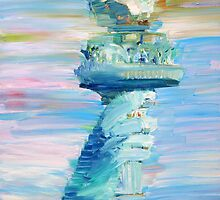 STATUE OF LIBERTY - THE TORCH by lautir