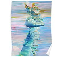STATUE OF LIBERTY - THE TORCH Poster