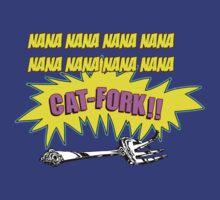 Cat-Fork by Tim Topping