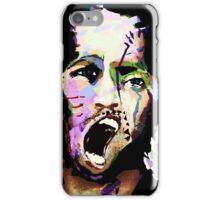 Kick The Man, Break The Boy. iPhone Case/Skin