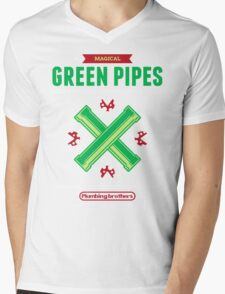 Green Pipes T-Shirt