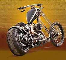 Copper Chopper I by DaveKoontz