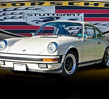 1977 Porsche by DaveKoontz