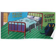Frank Zappa Sleep DIrt Album Cover Poster